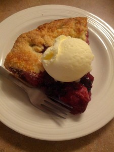 Want! Pie! Now! Also ice cream.