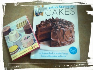 The contenders! Martha Stewart vs. Random Recipe