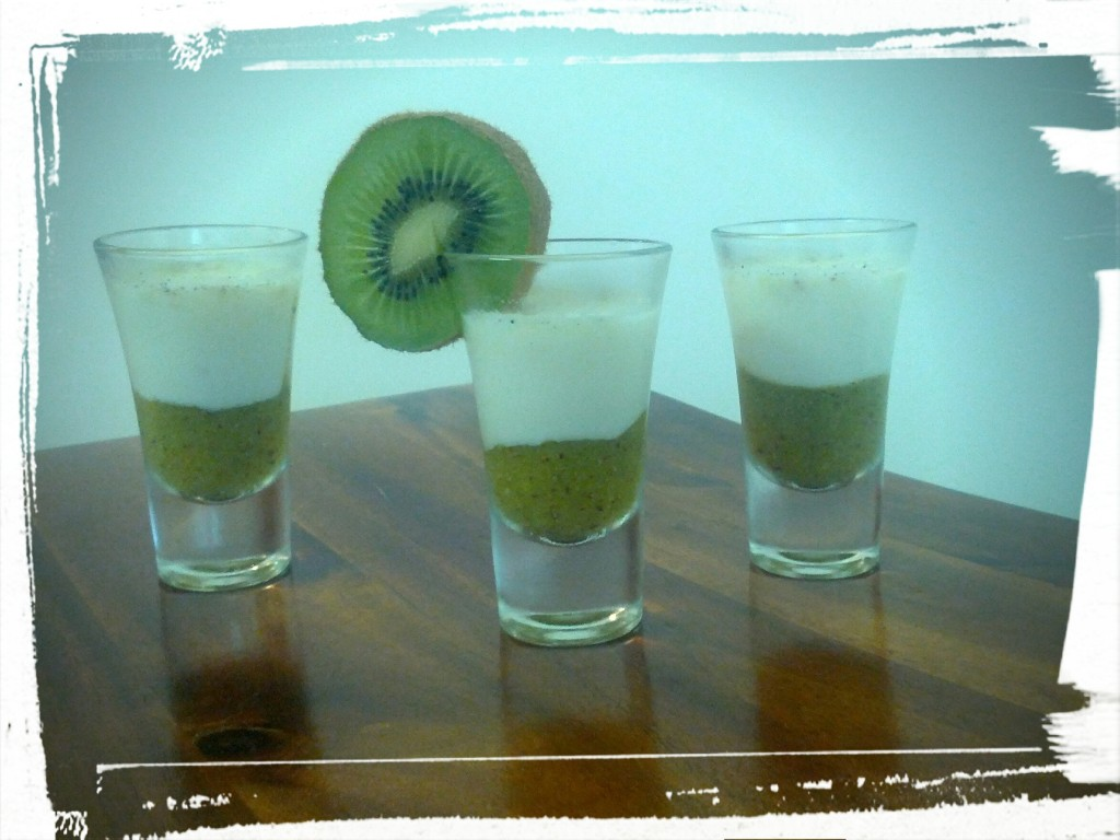 Shot o' pannacotta! (playing around with presentation)