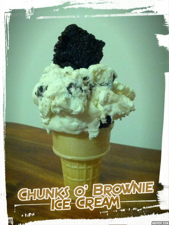 So rich and yum! I would totally scream for this ice cream!