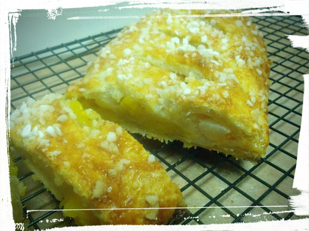 Flaky and fragrant and nom nom nom!