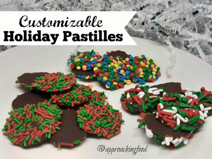 Easy Christmas Pastilles