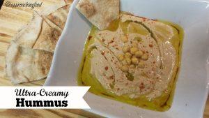 How to Make Ultra-Creamy Hummus