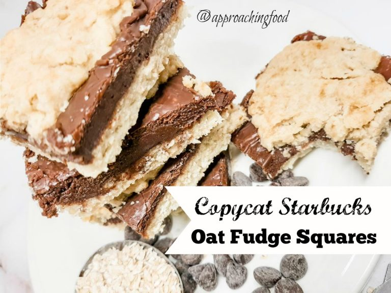Basically two oatmeal cookies sandwiched together with creamy chocolate fudge!